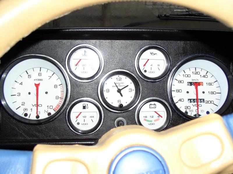 Панель приборов на газ своими руками 187
