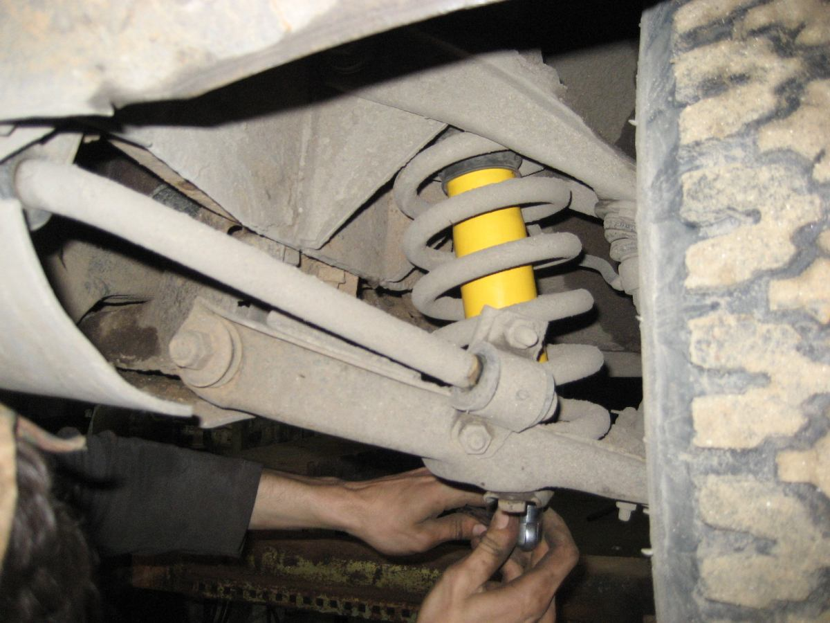 Ремонта амортизаторов своими руками ваз 2106