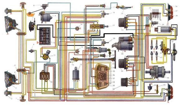 правильность подключения реле регулятора на мотоцикле - Практическая схемотехника.