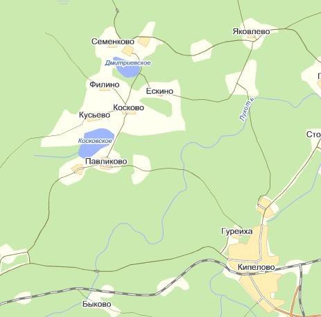 карта рыбалки вологодской области