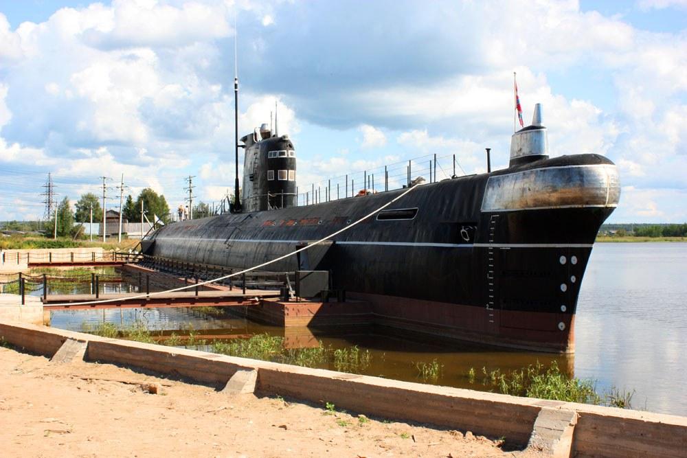 подводная лодка в вытегре режим