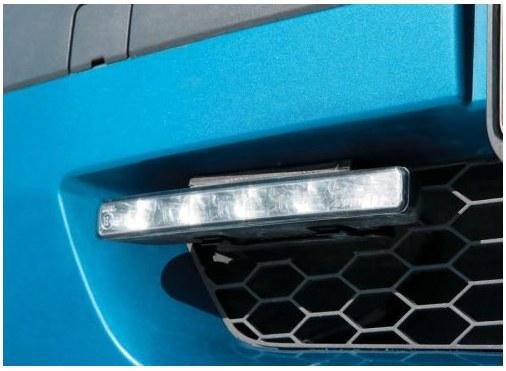 Как правильно установить ходовые огни на автомобиль