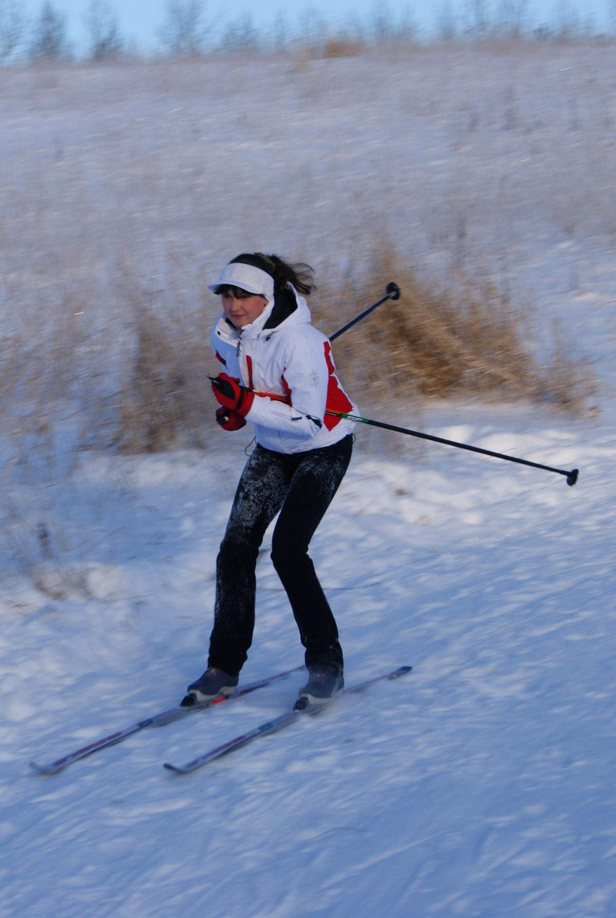 Re лыжные прогулки