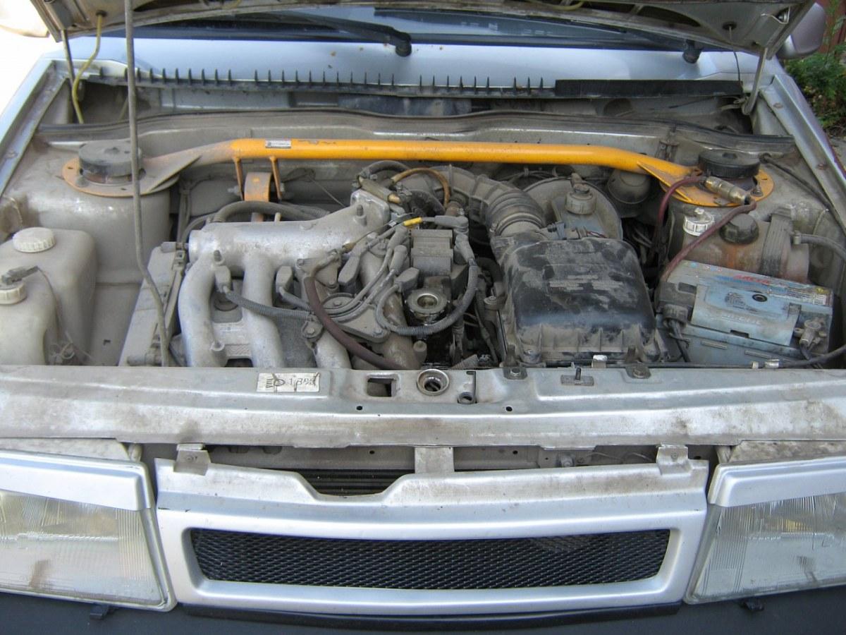 Фото №11 - куда уходит тормозная жидкость ВАЗ 2110