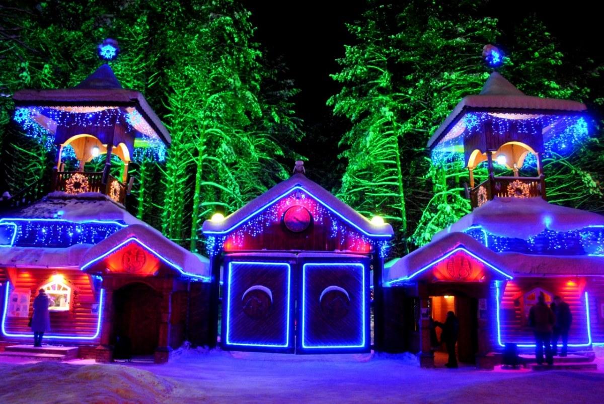 Вотчина Деда Мороза в   OSDRU