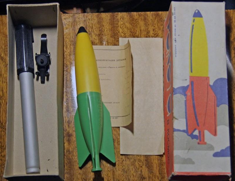 техническая игрушка ракета в космос функциональное нижнее белье