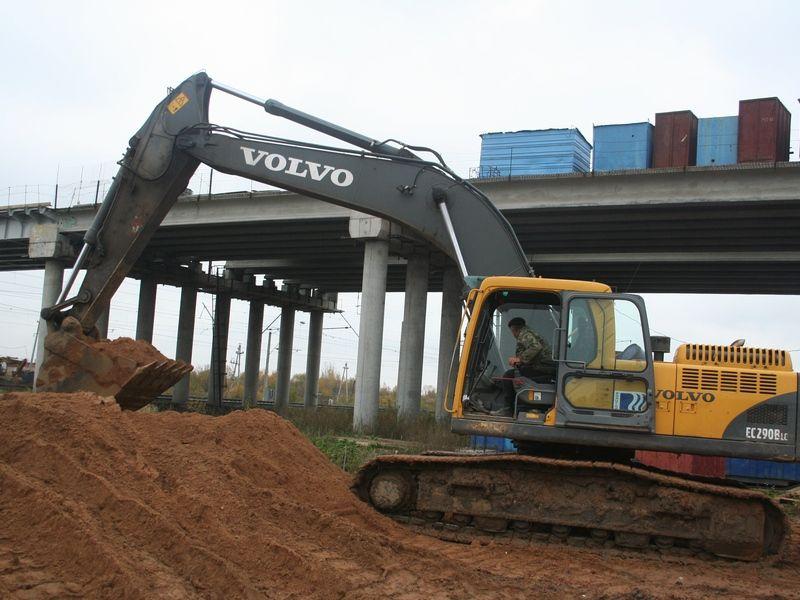 Строительство транспортной