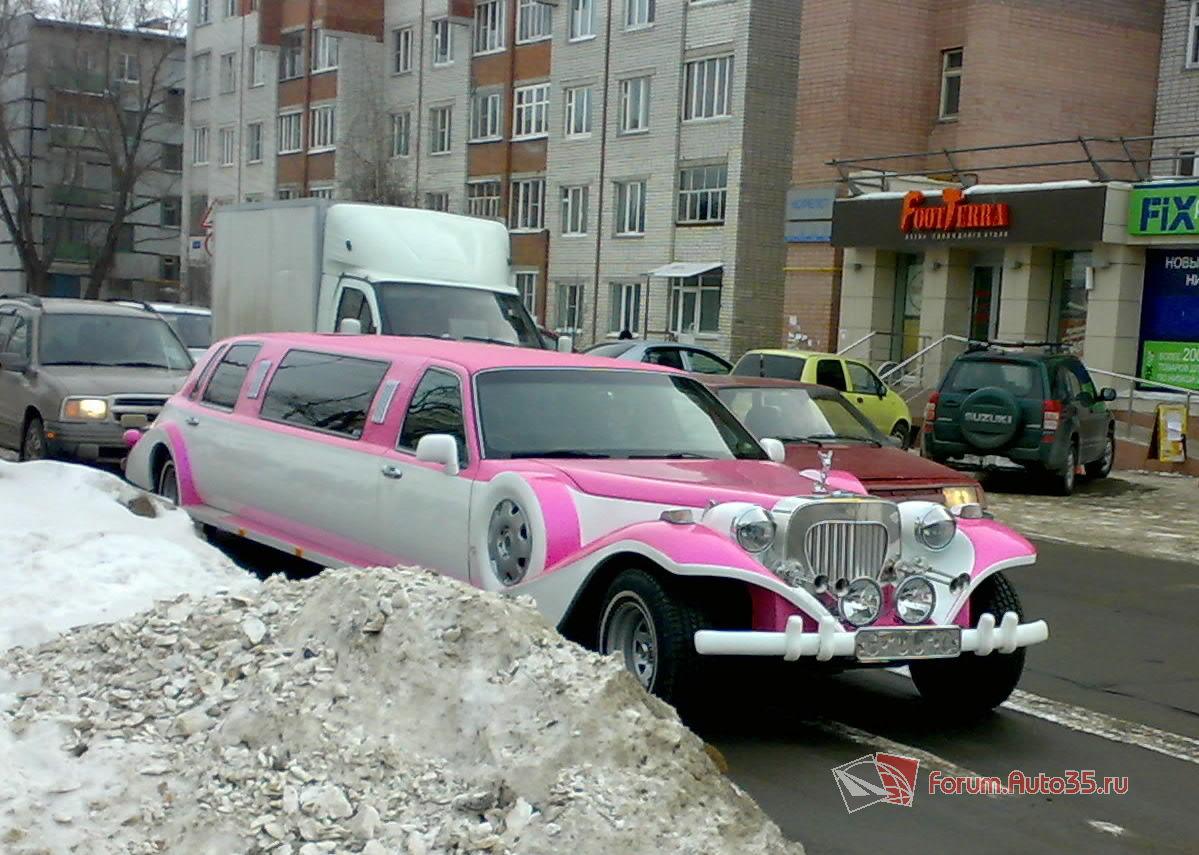 необычные машины екатеринбург фото хочу