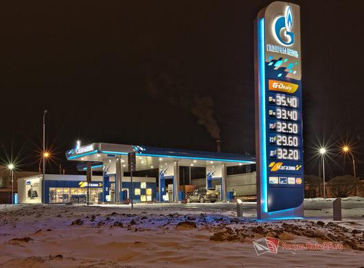 АЗС Газпромнефть Череповец, Вологда | Придорожный сервис