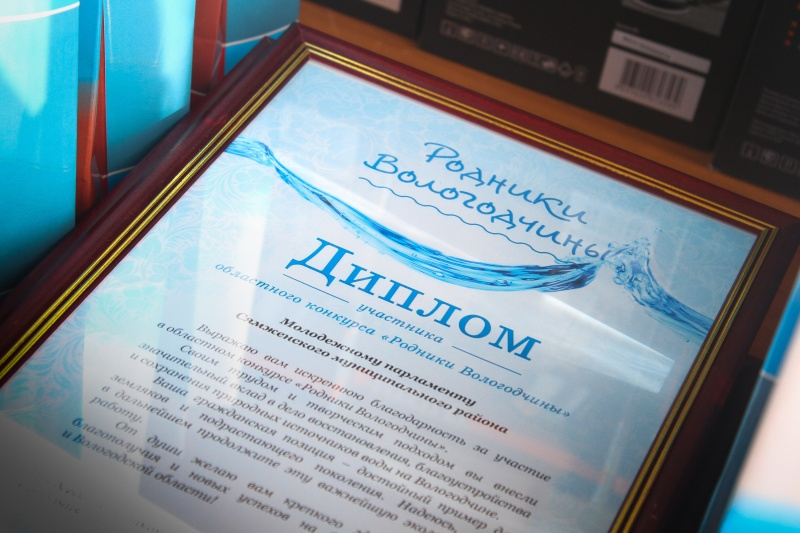 Родники Вологодчины - областной конкурс Законодательного Собрания | Вологодская область